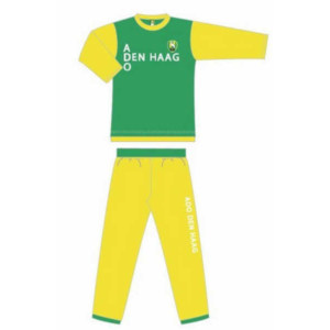 ADO Den Haag pyjama thuis – MAAT 104