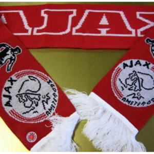 Ajax sjaal voetballer