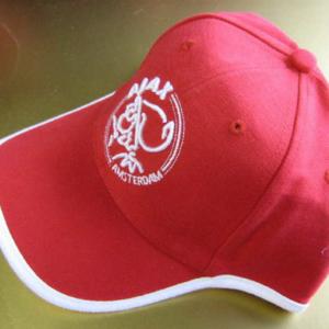 Ajax cap rood piping – MAAT JR