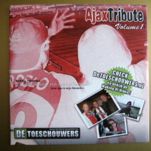 Ajax cd tribute volume 1