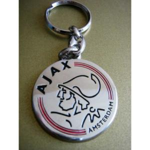 Ajax sleutelhanger clublogo groot