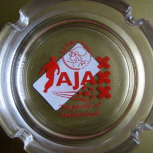 Ajax asbak xxx Amsterdam