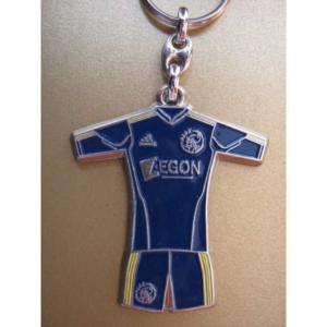 Ajax sleutelhanger mini kit uit 2010-2011