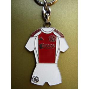 Ajax sleutelhanger mini kit thuis 2010-2011