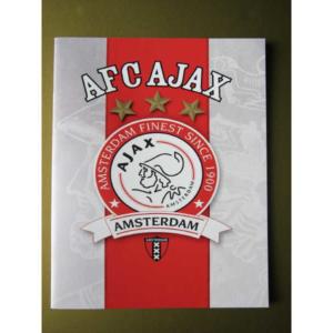 Ajax schrift gelinieerd A5 finest