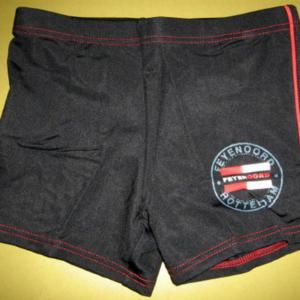Feyenoord zwemboxer zwart – MAAT 176