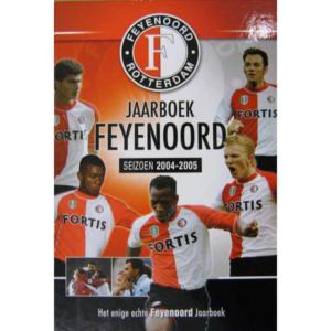 Feyenoord jaarboek seizoen 2004-2005