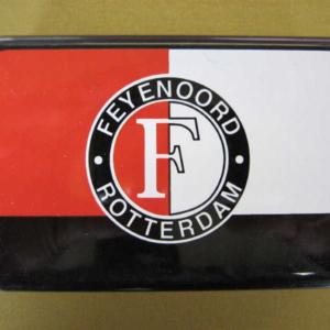 Feyenoord zeepdoosje