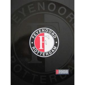 Feyenoord schrift A5 lijntjes
