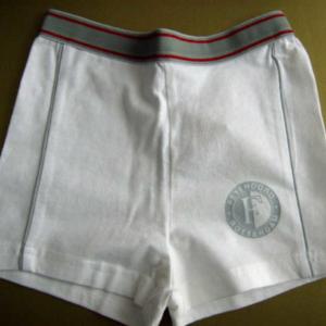 Feyenoord meisjes boxer wit logo – MAAT 176