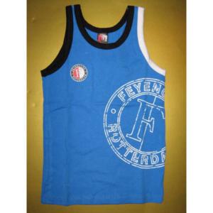 Feyenoord hemd stamp blauw – MAAT 092