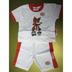 PSV baby shirt en broekje – MAAT 080